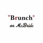 Brunch on McBride
